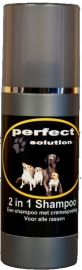 Perfect Solution  2 in 1 shampoo 200ml