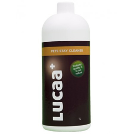 LUCAA+ Pets Stay Cleaner 1l