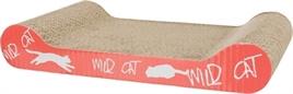 Trixie Krabkarton Catnip 41 x 24 x 7 cm rood