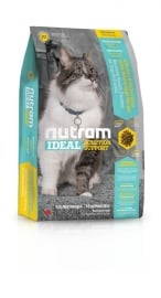 I17 Nutram Indoor Shedding cat 1,13kg