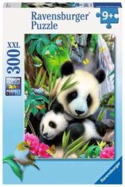 Lieve panda puzzel Ravensburger