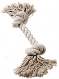 Flostouw wit Middel 17 cm