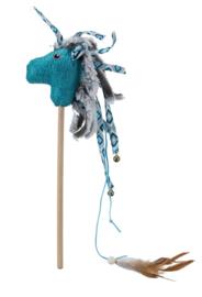 Stokpaardje speelhengel
