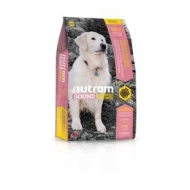 S10 Nutram Sound Senior dog 2,27kg
