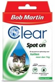 Bob martin Clear spot on cat