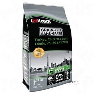 Nutram Grain Free Kalkoen Kip Dog 11,34kg