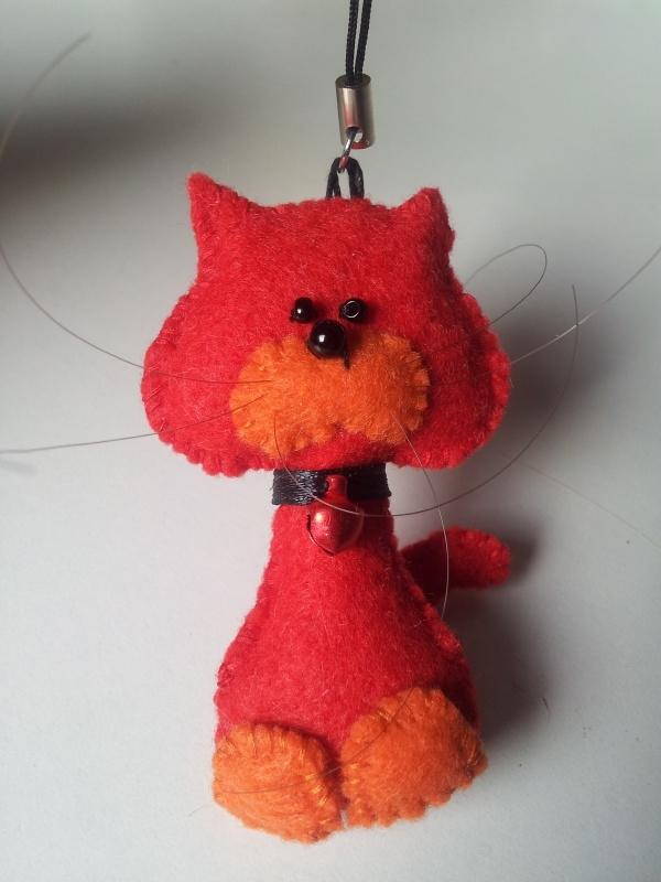 Freubelpoesje Rood/oranje