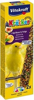 Vitakraft kanarie fruit 2 in 1
