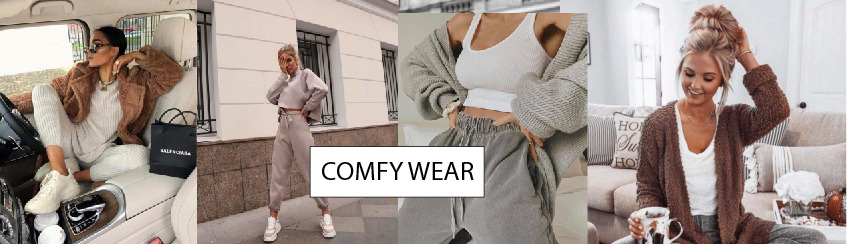 comfy wear