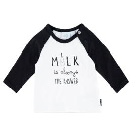 FEETJE longsleeve milk