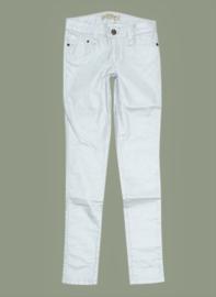 JUST BLUE skinny broek - zilver