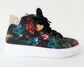 MONNALISA sneakers - zwart
