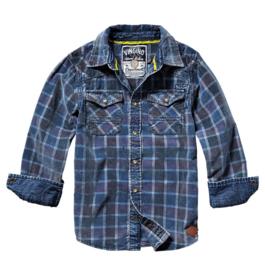 VINGINO overhemd - blauw