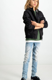 GARCIA jeans  - lichtblauw