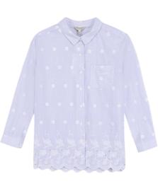 TWIN-SET geborduurde blouse