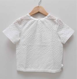 ETIKET blouse - ecru