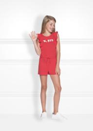 Nik&Nik jumpsuit - rood