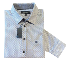 TERRE BLEUE overhemd