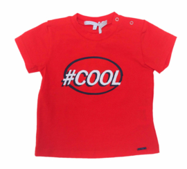 GYMP t-shirt - rood