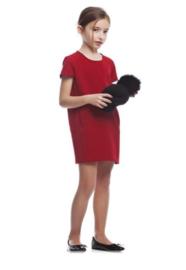 KOCCA jurk - rood