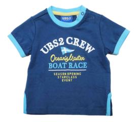 UBS2 t-shirt - blauw