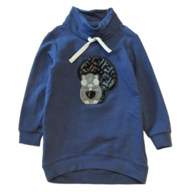 FENDI jurk - blauw