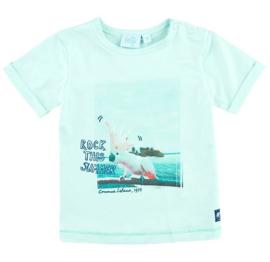 FEETJE t-shirt - turquoise