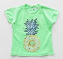 BLUE BAY t-shirt - groen