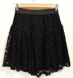 LITTLE REMIX rok - zwart