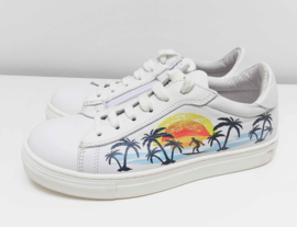 MORELLI sneakers - wit