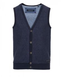 TERRE BLEUE vest - blauw