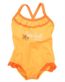 EVERLAST zwempak - oranje