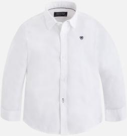 MAYORAL overhemd - wit