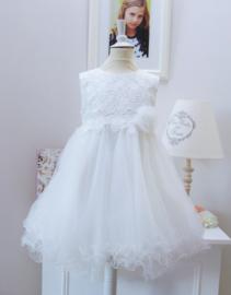 PIERRE CARDIN communie / bruidsmeisje jurk - wit