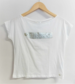 KOCCA t-shirt - ecru