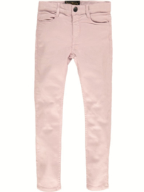 Finger in the Nose Unisex Woven 5 Pocket Slim Fit Jeans - roze