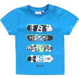 BOSS t-shirt - lichtblauw