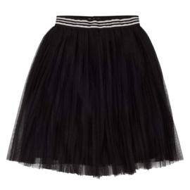MAYORAL plissé rok - zwart