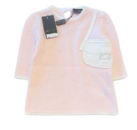 FENDI gebreide jurk - roze