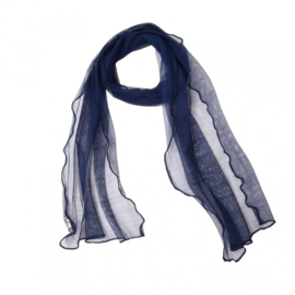 LOFFF sjaal - blauw