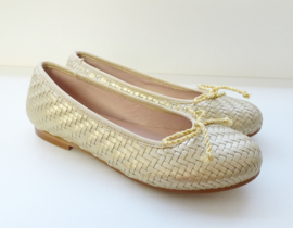 OCA-LOCA ballerina - goud