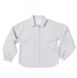 BRIAN & NEPHEW blouse - grijs