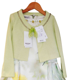 MISS LEOD vest - groen