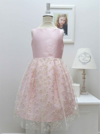 CHARABIA communie / bruidsmeisje jurk - roze