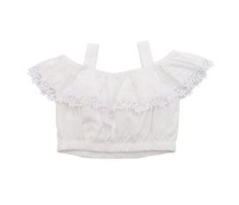 MONNALISA top/blouse - wit