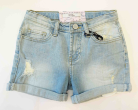RELISH short denim - lichtblauw