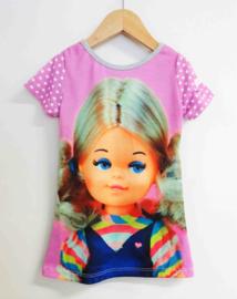 MIM PI jurk - paars