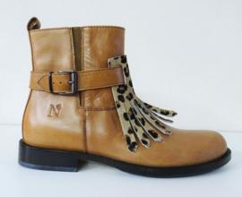 NINETTE korte laarzen - bruin