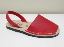 Kids BarlinS sandalen - rood