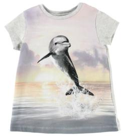 MOLO jurk dolphin